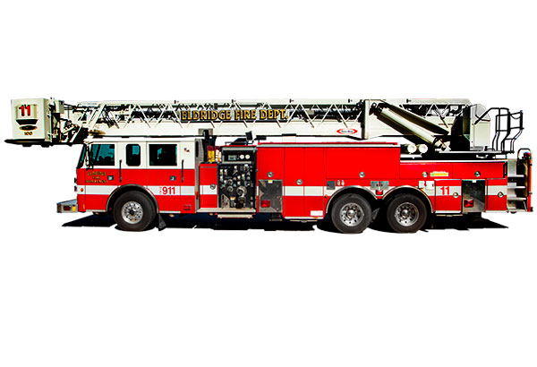Tower Ladder Truck